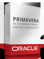 P6 Enterprise Project Portfolio Management Software