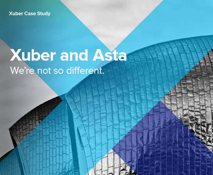 Asta Powerproject Case Study – Xuber