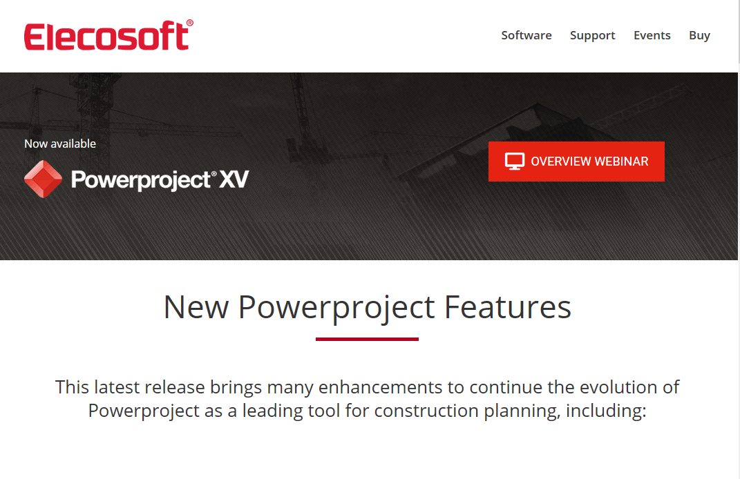 Asta Poweproject XV: New Features